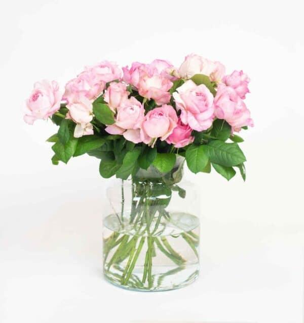 rozenboeket Pink Fragrance